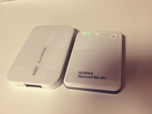 WiMAX 比較