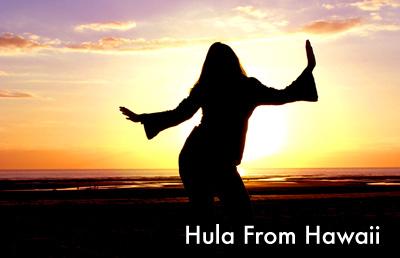 Hula from Hawaii