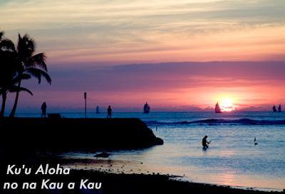Ku'u Aloha no na Kau a Kau